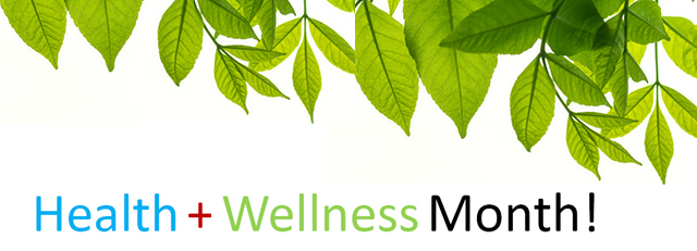 Health + Wellness Month