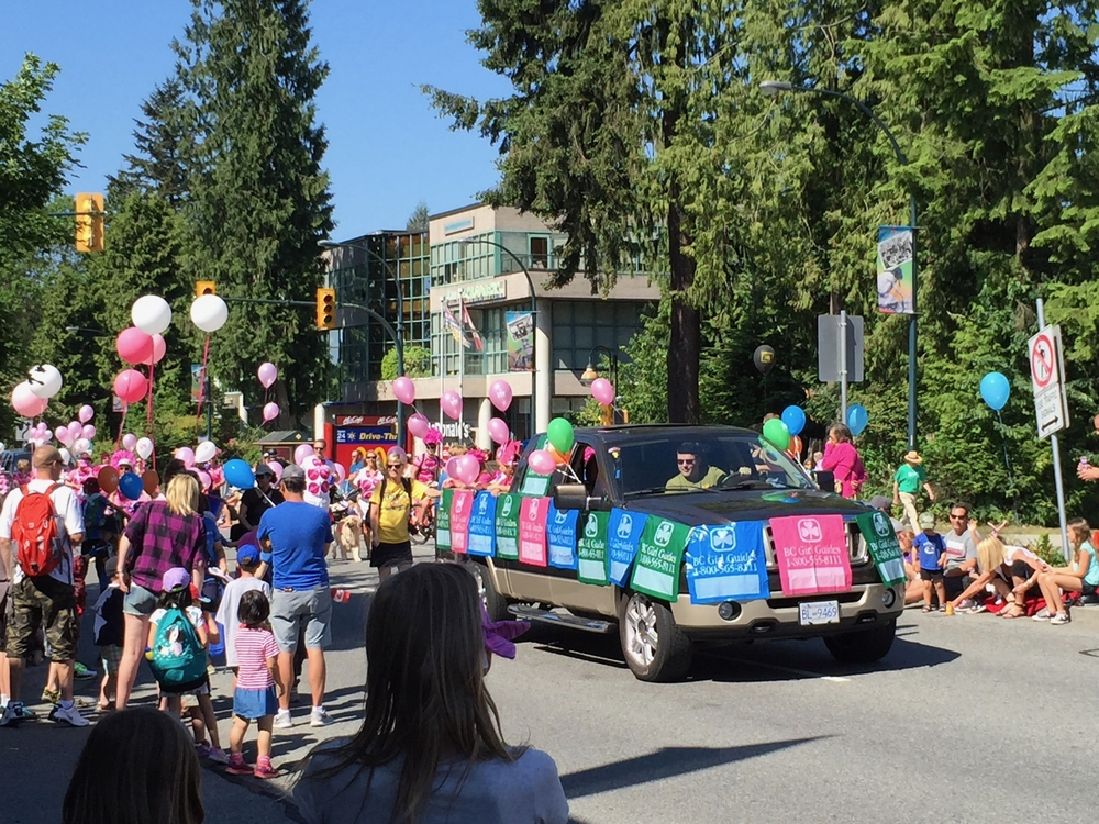 Lynn Valley Day Parade
