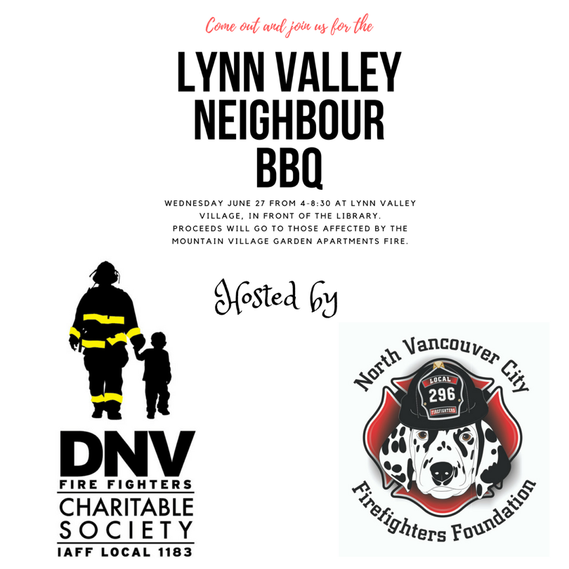 Lynn Valley Neighbour BBQ