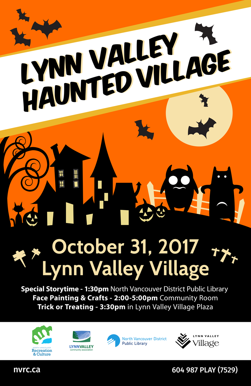 Lynn Valley Haunted Village