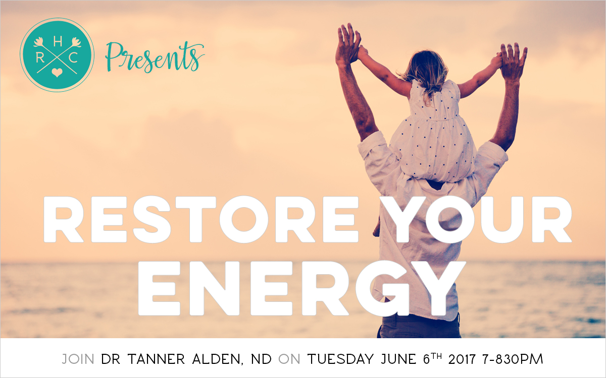 Restore Your Energy