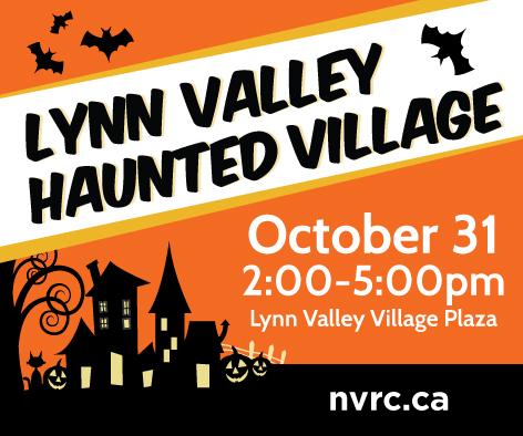 Lynn Valley Haunted Village 2016