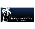 beach tanning logo