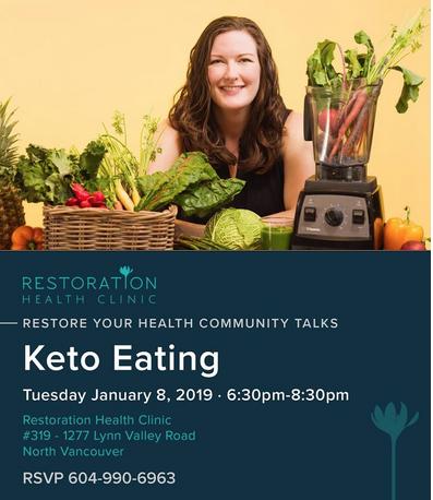 Keto Eating - Restoration Health Clinic