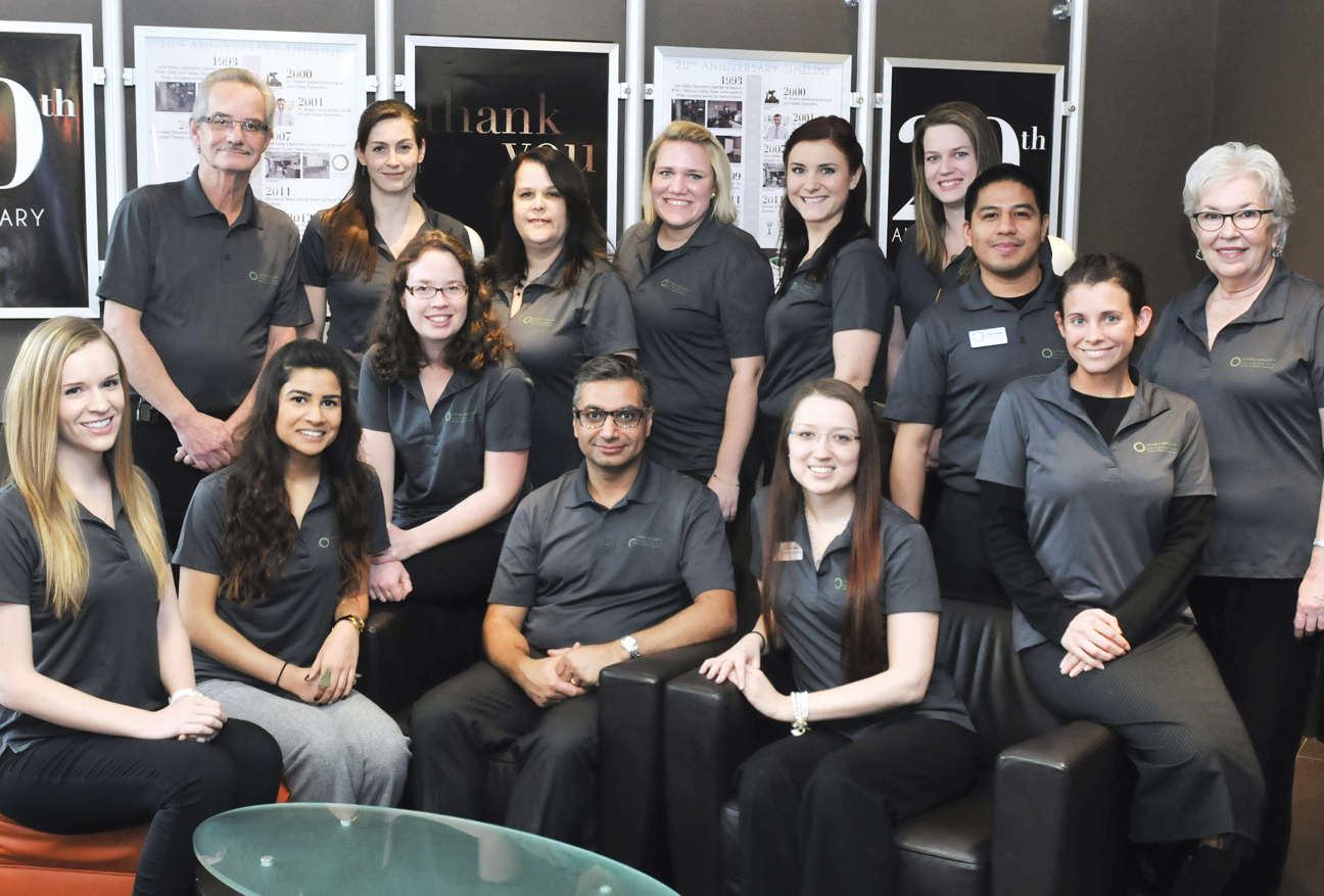 Meet our great staff at Lynn Valley Optometry